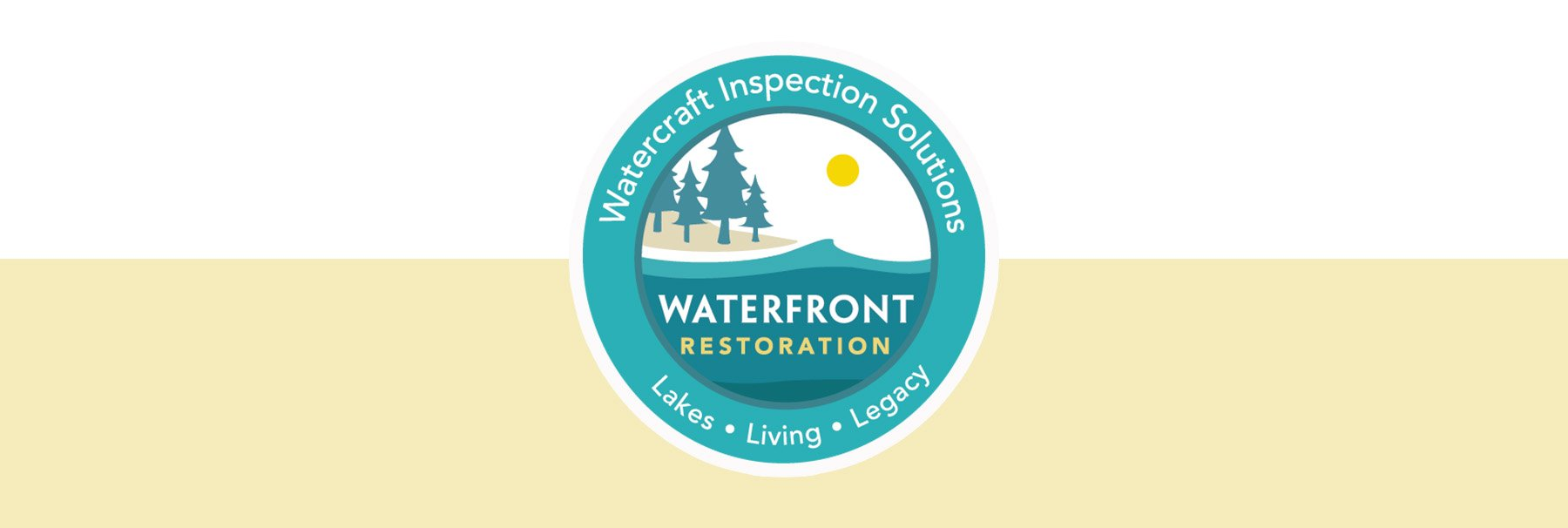 Waterfront Restoration logo
