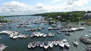 4th of July Events on the Lake Minnetonka Big Island