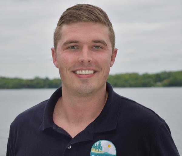 Josh Summer Intern for Waterfront Restoration